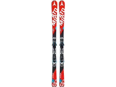 ATOMIC Skier Redster Edge GS/XT 12 mit Bindung XT 12 / Red GS Rot