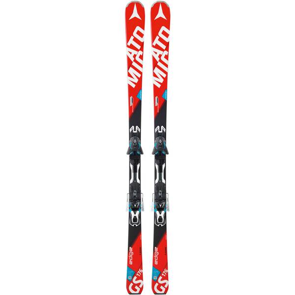 ATOMIC Skier Redster Edge GS/XT 12 mit Bindung XT 12 / Red GS