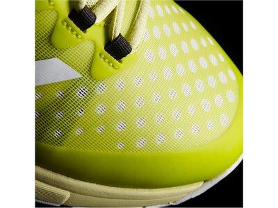 ADIDAS Damen Handballschuhe Court Gelb