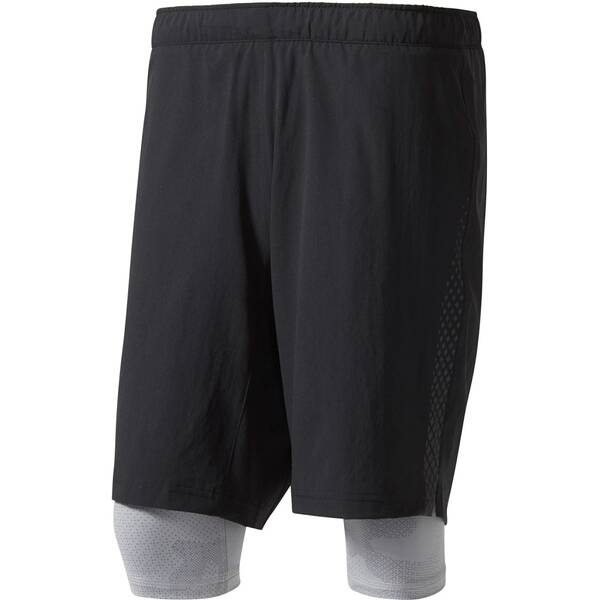 ADIDAS Herren Trainingsshorts Crazytrain 2in1