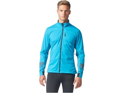 ADIDAS Herren Wintersportjacke Xperior Jacket Blau