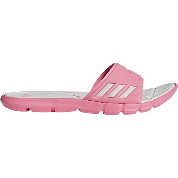 Essentials Damen Adipure Cloudfoam Slipper