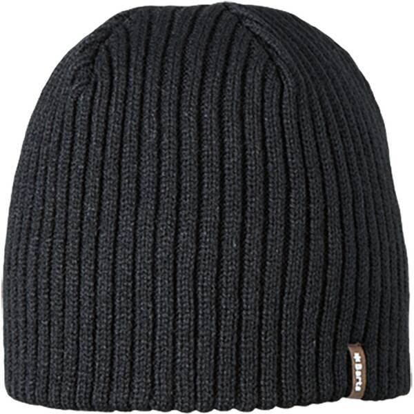BARTS Mütze / Strickmütze Wilbert Beanie | Accessoires > Mützen > Strickmützen | Black | Fleece | BARTS