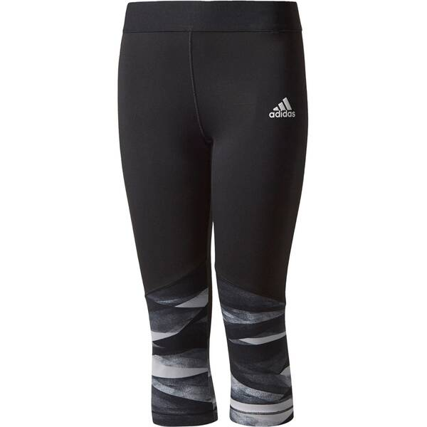 ADIDAS Girls Trainingstights 3/4 Wrapping Tight