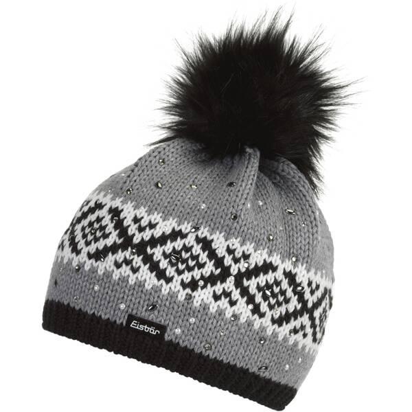 EISBÄR Damen Mütze Noma Lux Crystal