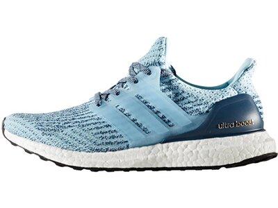 ADIDAS Damen Laufschuhe UltraBoost Blau