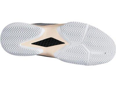 NIKE Damen Tennisschuhe Air Zoom Ultra Clay Sandplatz Grau