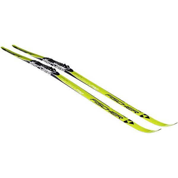 FISCHER Langlaufski inkl. Skifellen Twin Skin Pro - ohne Bindung