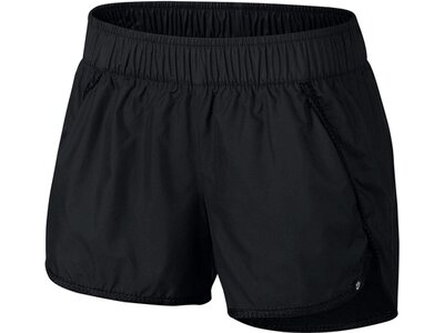 NIKE Damen Shorts Schwarz