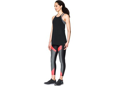 UNDER ARMOUR Damen Trainingsshirt / Tank Top Ärmellos Schwarz