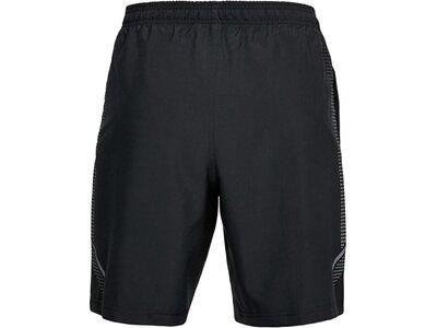 UNDERARMOUR Herren Shorts woven graphic short Schwarz