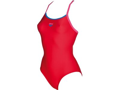 ARENA Damen Badeanzug Variety Rot