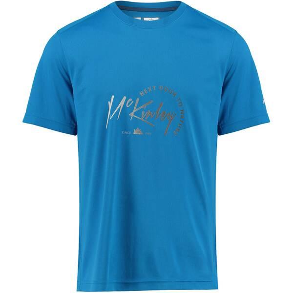 McKINLEY Herren Outdoor T-Shirt Jaffa