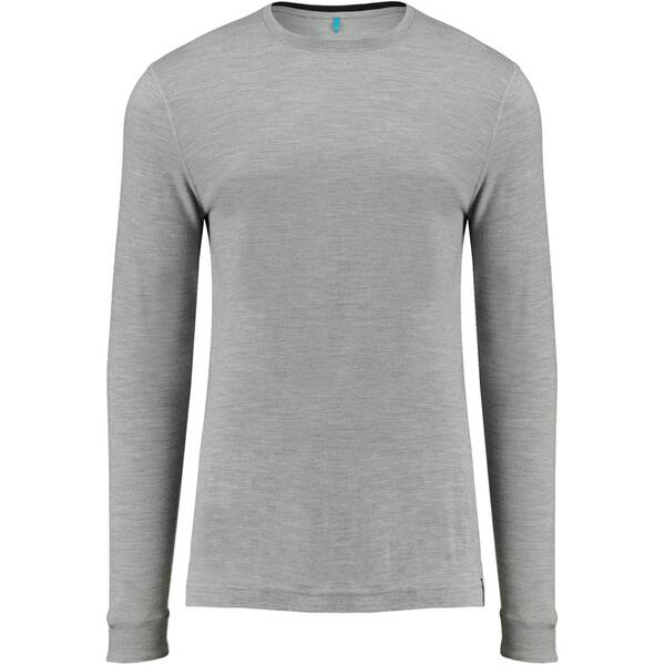 ODLO Herren Funktionsunterhemd Shirt L/S Crew Neck Natural 10