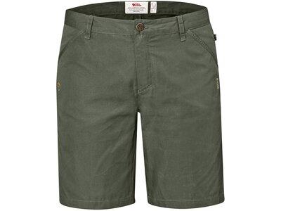 FJÄLLRÄVEN Damen Shorts High Coast Shorts Grau