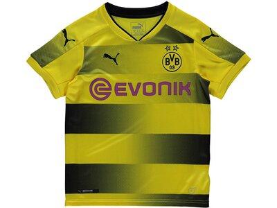 PUMA Kinder Fußballtrikot Home Borussia Dortmund Gelb