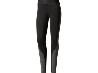 ADIDAS Damen Fitnesstights / Trainingstights Schwarz
