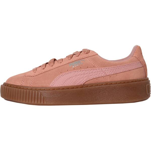 "PUMA Damen Sneaker ""Suede Platform Animal"""