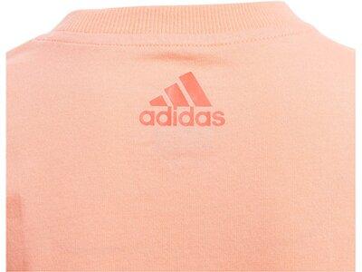 ADIDAS Kinder Trainingsshirt Rot