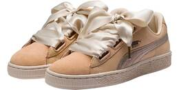 Vorschau: PUMA Damen Sneakers Basket Heart up