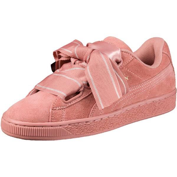 PUMA Damen Sneakers Suede Heart II