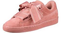 Vorschau: PUMA Damen Sneakers Suede Heart II