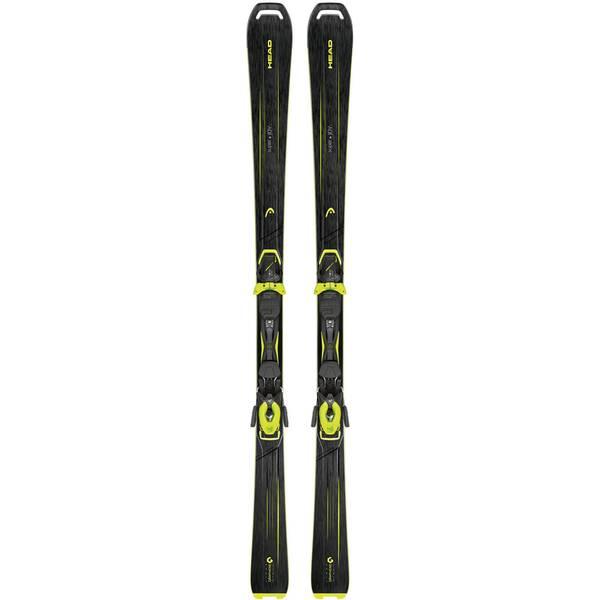 HEAD Damen Skier Super Joy inkl. Bindung SLR