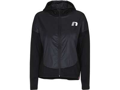 NEWLINE Damen Laufjacke Imotion Tech Fleece W Schwarz