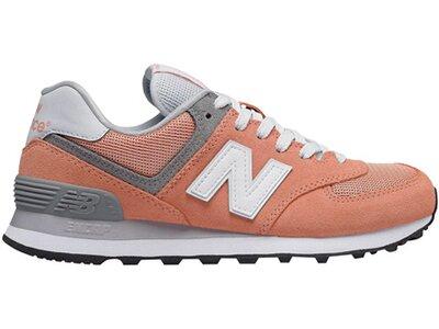 NEWBALANCE Damen Sneakers Orange