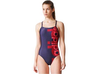 ADIDAS Damen Badeanzug Essence Lila