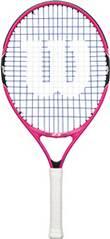 WILSON Kinder Tennisschläger Burn Pink 23 - besaitet - 16x17