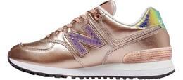 Vorschau: NEWBALANCE Damen Sneakers 574 Glitter Punk WL574NRG