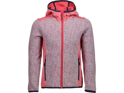 CMP Kinder Funktionsjacke ARGENTO-B.CO-IBISCO Pink