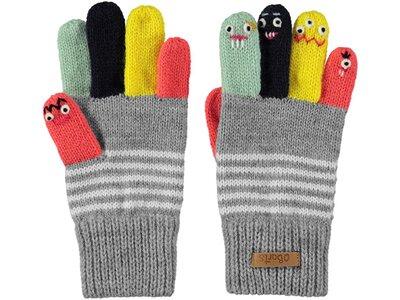 BARTS Kinder Handschuhe Puppet Grau