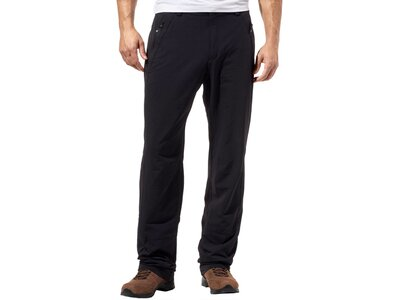 JACK WOLFSKIN Herren Outdoorhose Activate Winter Pants Schwarz