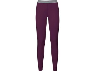 "ODLO Damen Funktionsunterhose ""Pants Natural 100% Merino Warm"" Lila"
