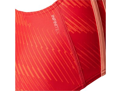 ADIDAS Mädchen Badeanzug OCC Swim Rot