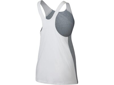 NIKE Damen Trainingsshirt / Tank Top Breathe Tank Loose Grau