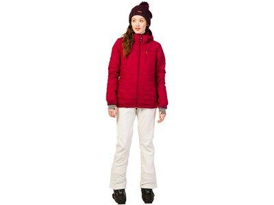 PROTEST Damen Snowboardjacke / Skijacke Nocton Rot