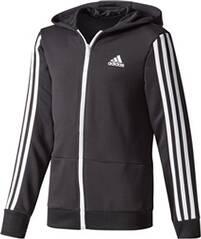 ADIDAS Boys Sweatjacke / Trainingsjacke Gear Up Full Zip Hoodie