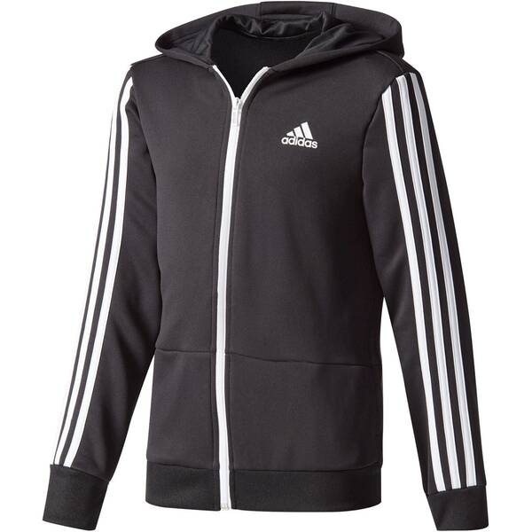ADIDAS Boys Sweatjacke / Trainingsjacke Gear Up Full Zip Hoodie