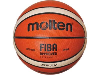 MOLTENEUROPE Basketball Molten BGF7X-DBB Orange