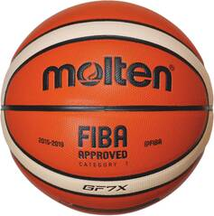 MOLTENEUROPE Basketball Molten BGF7X-DBB