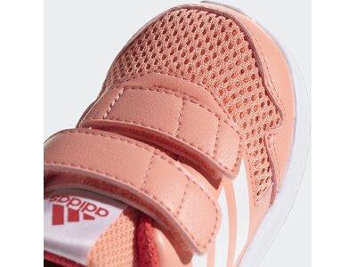 ADIDAS Kinder AltaRun Schuh Rot