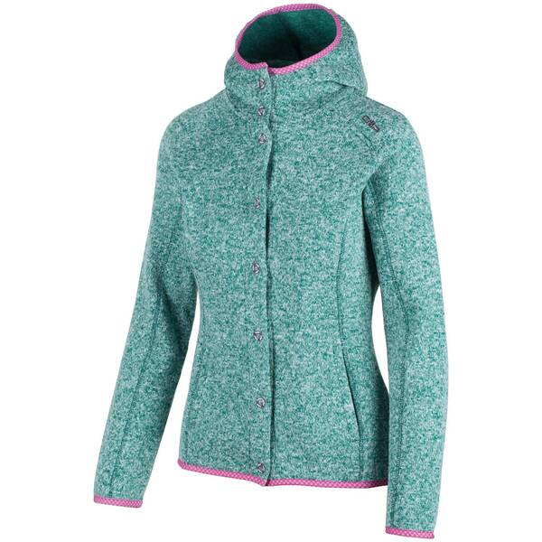 CMP Damen Sweatjacke Fix Hood