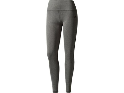 ADIDAS Damen Trainingstights Tig Grau