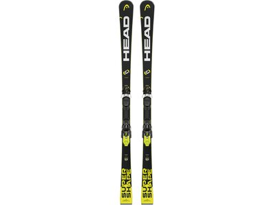 HEAD Herren Skier Supershape i. Speed PRD 12 Schwarz