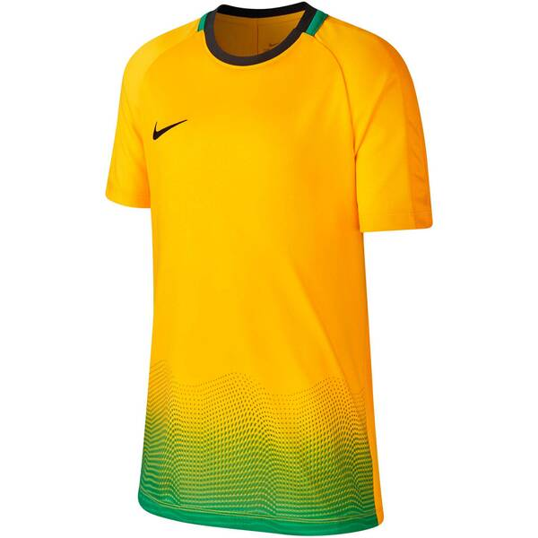 NIKE Jungen Fußballshirt Dri-FIT Academy Kurzarm