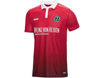 JAKO Herren Fußballtrikot / Heimtrikot Hannover 96 Home Rot