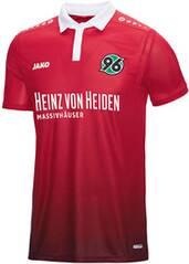JAKO Herren Fußballtrikot / Heimtrikot Hannover 96 Home